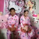 Viral Pernikahan Hello Kitty di TikTok