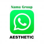 Nama Group Aesthetic WA Terbaru