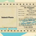 Cara Membuat Permanent License of Travel