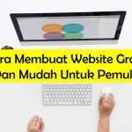 Cara Membuat Website Gratis Terbaru