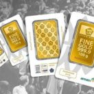 Harga Emas Antam Hari Ini Turun 3 Ribu Rupiah
