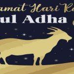 Kata-kata Ucapan Lebaran Idul Adha Terbaru