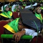 Wisuda Abal-Abal viral Tiktok Di Tangerang