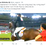 Full Videos Kim Raisner Twitter and Annika Schleu Twitter