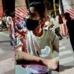 Viral Twitter A Girl Slapping a Taxi Driver In Luknow